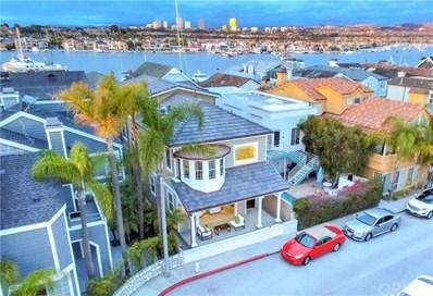 416 E Bay Avenue, Newport Beach, CA 92661 - MLS#: NP18122677