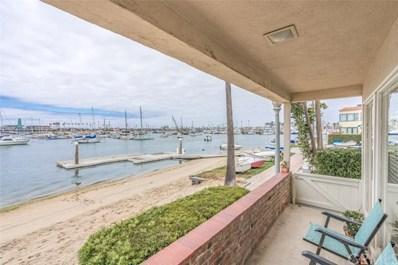 413 Via Lido Soud, Newport Beach, CA 92663 - MLS#: NP18123136