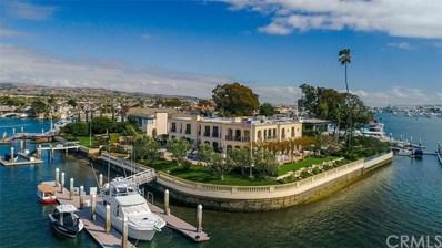 18 Harbor Island, Newport Beach, CA 92660 - MLS#: NP18124142