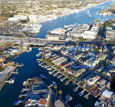 606 36th Street, Newport Beach, CA 92663 - MLS#: NP18126279