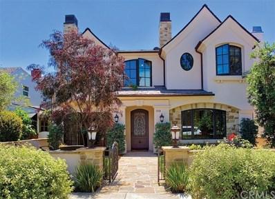 310 Poinsettia Avenue, Corona del Mar, CA 92625 - MLS#: NP18130052