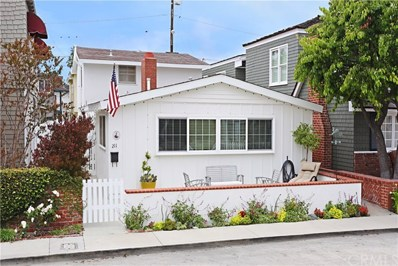 211 Ruby Avenue, Newport Beach, CA 92662 - MLS#: NP18130586