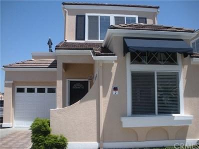700 Lido Park Drive UNIT 7, Newport Beach, CA 92663 - MLS#: NP18131733
