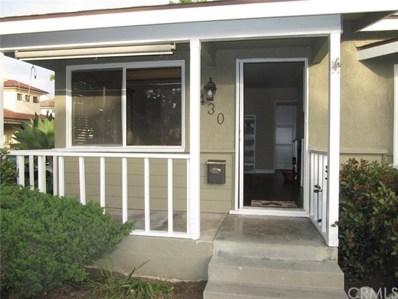 430 Narcissus Avenue, Corona del Mar, CA 92625 - MLS#: NP18132633