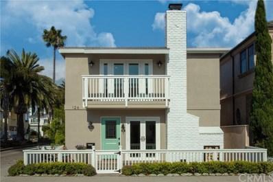 126 Diamond Avenue, Newport Beach, CA 92662 - MLS#: NP18134089