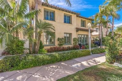 114 Via Xanthe, Newport Beach, CA 92663 - MLS#: NP18141807