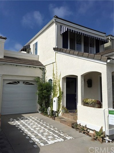 700 Lido Park Drive UNIT 31, Newport Beach, CA 92663 - MLS#: NP18147062