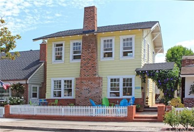 1713 Miramar Drive, Newport Beach, CA 92661 - MLS#: NP18165726
