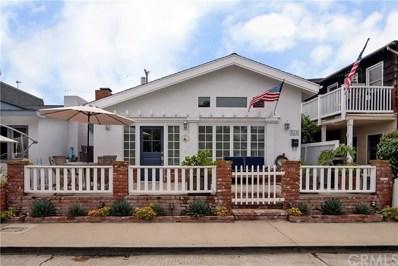 210 Opal Avenue, Newport Beach, CA 92662 - MLS#: NP18167424