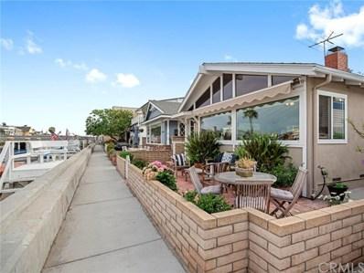 213 Grand Canal, Newport Beach, CA 92662 - MLS#: NP18169745