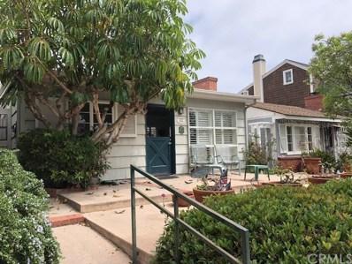 616 Poinsettia Avenue, Corona del Mar, CA 92625 - MLS#: NP18171152
