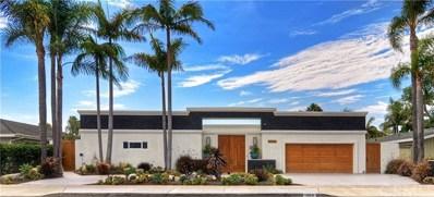 1525 Highland Drive, Newport Beach, CA 92660 - MLS#: NP18172133