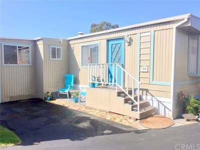 1535 Superior Avenue UNIT 39, Newport Beach, CA 92663 - MLS#: NP18174863