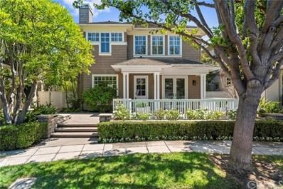 40 Crooked Stick Drive, Newport Beach, CA 92660 - MLS#: NP18175170