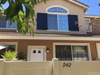 942 S Ogden Court, Anaheim Hills, CA 92808 - MLS#: NP18178015
