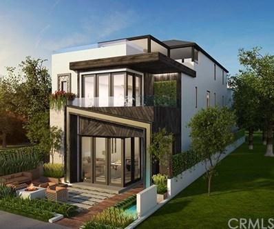 422 Carnation Avenue, Corona del Mar, CA 92625 - MLS#: NP18178812