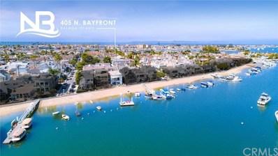 407 N Bayfront, Newport Beach, CA 92662 - MLS#: NP18180874