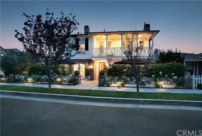 421 Dahlia Ave, Corona del Mar, CA 92625 - MLS#: NP18183047