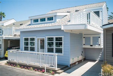 5 Bolivar Street UNIT 191, Newport Beach, CA 92663 - MLS#: NP18185042