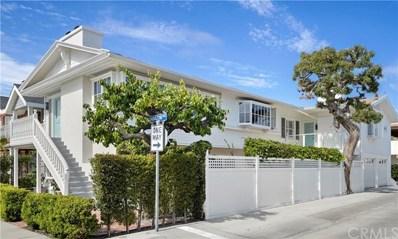 106 Abalone Avenue, Newport Beach, CA 92662 - MLS#: NP18201482