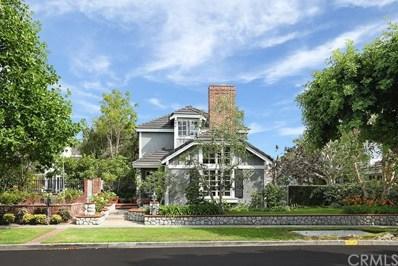 520 Carnation Avenue, Corona del Mar, CA 92625 - MLS#: NP18202321
