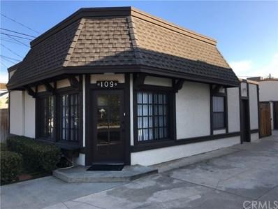 109 23rd Street, Costa Mesa, CA 92627 - MLS#: NP18206995