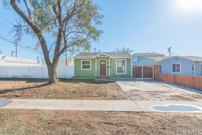 12142 214th Street, Hawaiian Gardens, CA 90716 - MLS#: NP18212004