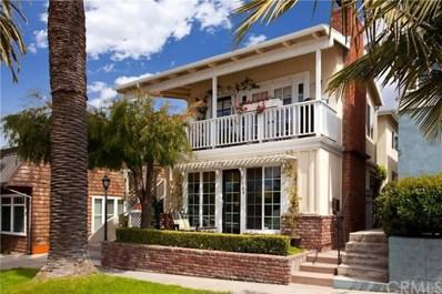 330 Marguerite Avenue UNIT A, Corona del Mar, CA 92625 - MLS#: NP18213807
