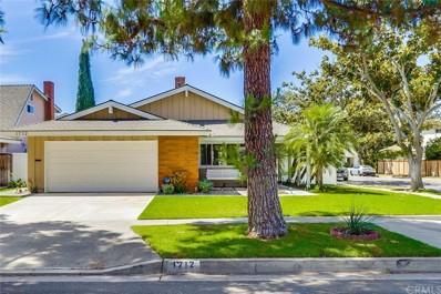 1712 Brookshire Avenue, Tustin, CA 92780 - MLS#: NP18214208