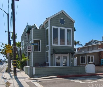 126 33rd Street, Newport Beach, CA 92663 - MLS#: NP18214675