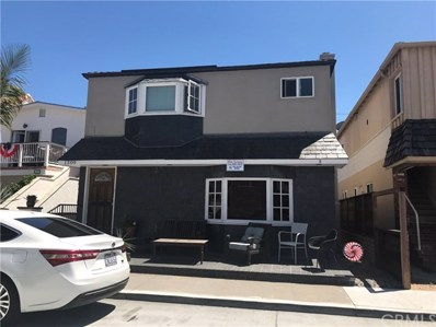 1309 W Bay Avenue, Newport Beach, CA 92661 - MLS#: NP18217380