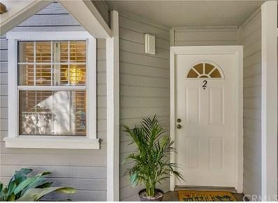 3500 S Greenville Street UNIT E2, Santa Ana, CA 92704 - MLS#: NP18218129