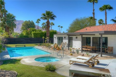 1133 E Via Escuela, Palm Springs, CA 92262 - MLS#: NP18227218