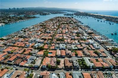 122 Via Koron, Newport Beach, CA 92663 - MLS#: NP18227988