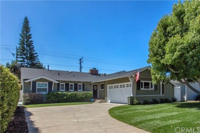 461 Cabrillo Street, Costa Mesa, CA 92627 - MLS#: NP18228927