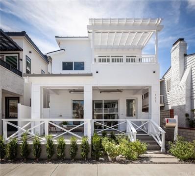 111 Onyx Avenue, Newport Beach, CA 92662 - MLS#: NP18229317