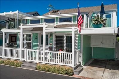 17 Cabrillo Street, Newport Beach, CA 92663 - MLS#: NP18229685