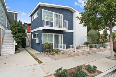 1550 Miramar UNIT 5, Newport Beach, CA 92661 - MLS#: NP18231853