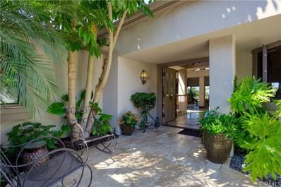 37 Ocean Vista, Newport Beach, CA 92660 - MLS#: NP18239882