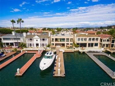 37 Linda Isle, Newport Beach, CA 92660 - MLS#: NP18239957