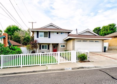 267 Brentwood Place, Costa Mesa, CA 92627 - MLS#: NP18240696