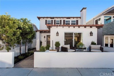 1315 W Bay Avenue, Newport Beach, CA 92661 - MLS#: NP18244973