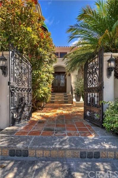 5 Trafalgar, Newport Beach, CA 92660 - MLS#: NP18246263