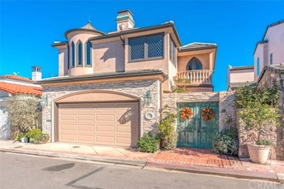 226 Via Graziana, Newport Beach, CA 92663 - MLS#: NP18249479