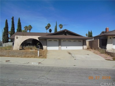 13697 Player Court, Moreno Valley, CA 92553 - MLS#: NP18250185