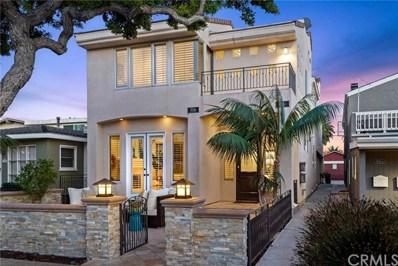 706 Larkspur Avenue, Corona del Mar, CA 92625 - MLS#: NP18252610