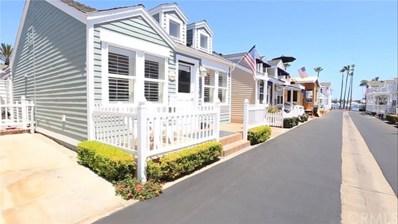 35 Fremont Street UNIT 147, Newport Beach, CA 92663 - MLS#: NP18258425