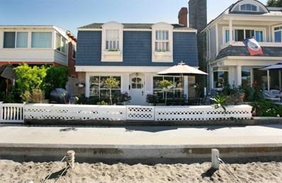 1105 N Bay Front, Newport Beach, CA 92662 - MLS#: NP18281255