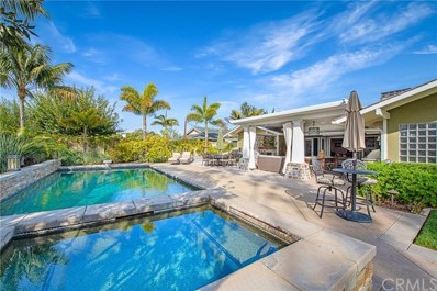 1601 Santiago Drive, Newport Beach, CA 92660 - MLS#: NP18283115