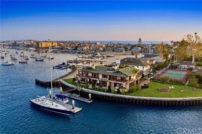 12 Bay Island, Newport Beach, CA 92661 - MLS#: NP18286914
